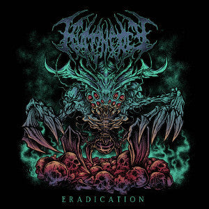 HUMAN PREY- Eradication CD on Morbid Generation