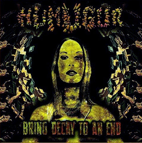 Humugur- Bring Decay To An End CD on Virradat Rec.
