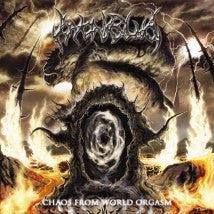HYONBLUD- Chaos From World Orgasm CD on Sevared Rec.