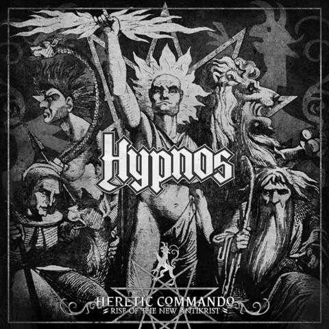 Hypnos- Heretic Commando - Rise Of The New Antikrist CD on Soul Food