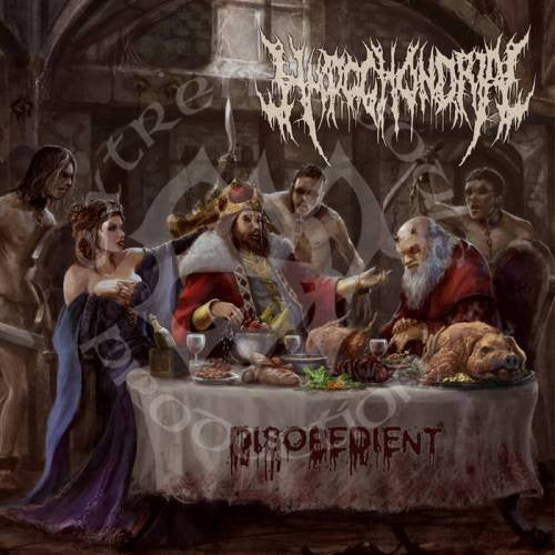 Hypochondriac- Disobedient CD on Extreme Souls Prod.