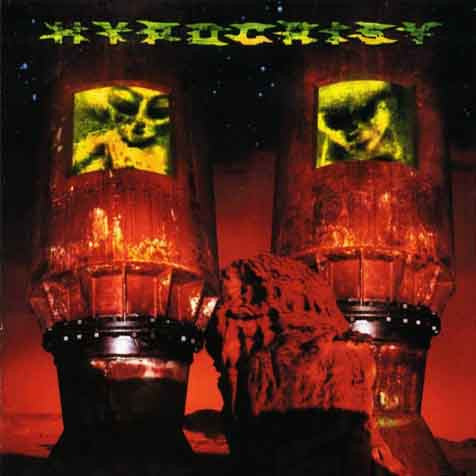 Hypocrisy- S/T CD on Nuclear Blast