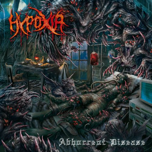 Hypoxia- Abhorrent Disease CD on Self Made God Rec.