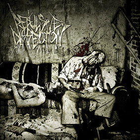 Repulsive Dissection- Murder Suicide MCD on Imbecil Entertainmen