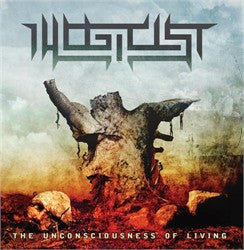 Illogicist- The Unconsciousness Of Living CD on Willowtip Rec.