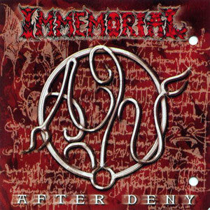 Immemorial- After Deny CD on Conquer Records