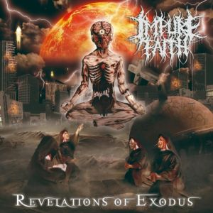 Impure Faith- Revelations Of Exodus CD on Coyote Rec.