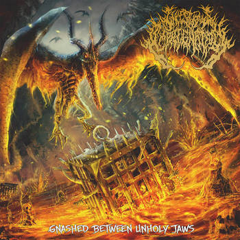 Incestuous Impregnation- Gnashed Between Unholy Jaws CD on Lord Of The Sick