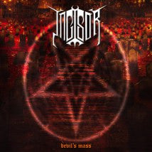 INCISOR- Devil's Mass CD on Going Postal Rec.