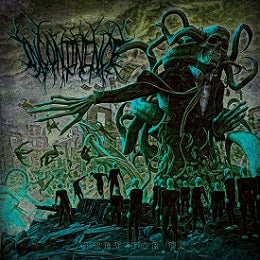 Incontinence- Prey For Us CD on Ultimate Massacre Prod.