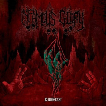 Infamous Glory- Bloodfeast CD