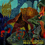 Infected Flesh- The Ascension Of The Abismal Aberration CD