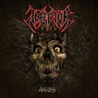 Infector- Anguish CD on Rotten Foetus