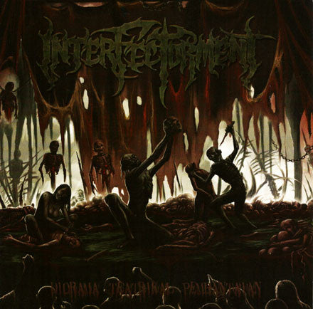 Interfectorment- Diorama Teatrikal Pembantaian MCD on Deathfans