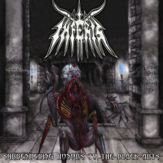 Inferis- Surrendering Honors to The Black Arts CD