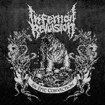INFERNAL REVULSION- An Epic Conviction CD on Sevared Rec.