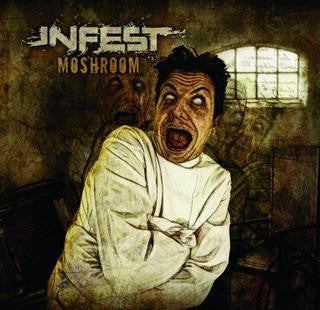 Infest- Moshroom CD on Metal Age Prod.