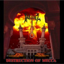 INFIDEL- Destruction Of Mecca CD on Butchered Rec.