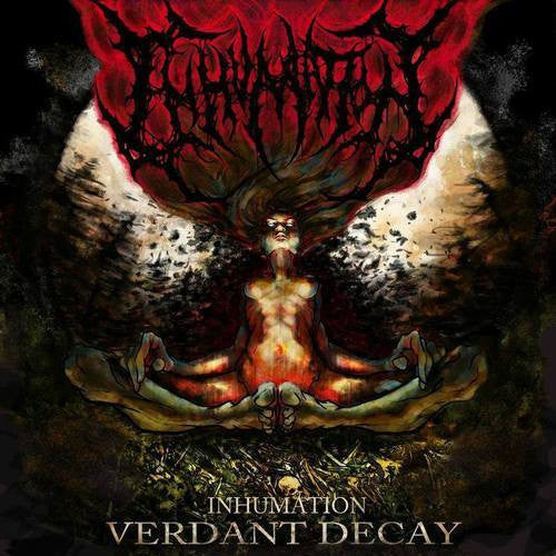 Inhumation- Verdant Decay CD on Lost Apparitions