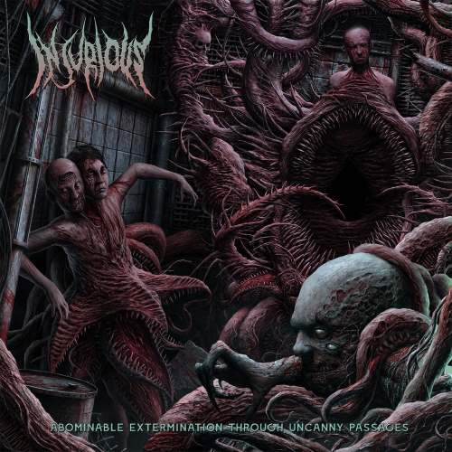 Injurious- Abominable Extermination Through Uncanny Passages CD on Lord Of The Sick