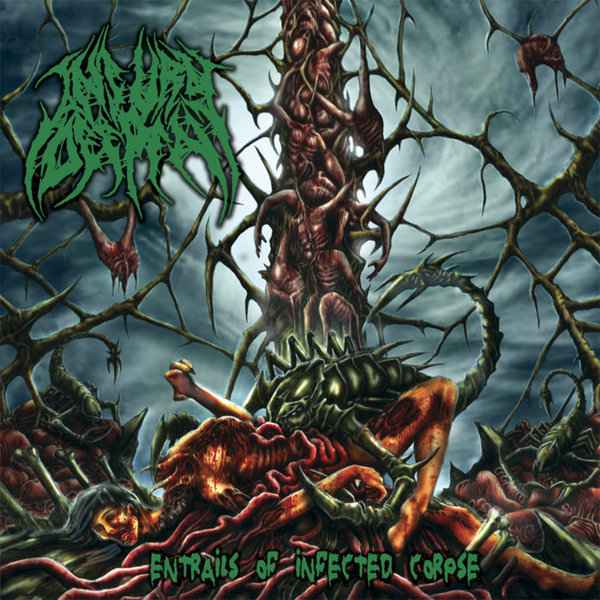 Injury Deepen- Entrails Of Infected Corpse CD on Brute! Prod.