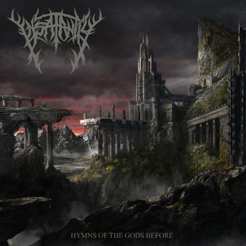 Insatanity- Hymns Of The Gods Before CD on CDN Rec.