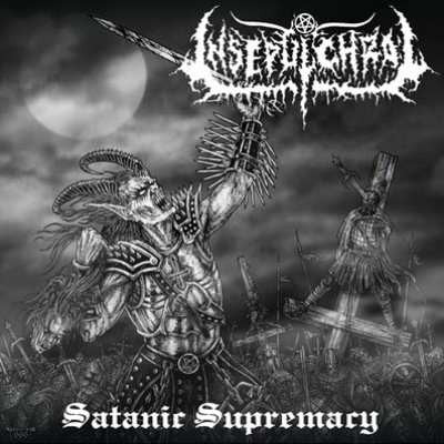 Insepulchral- Satanic Supremacy CD