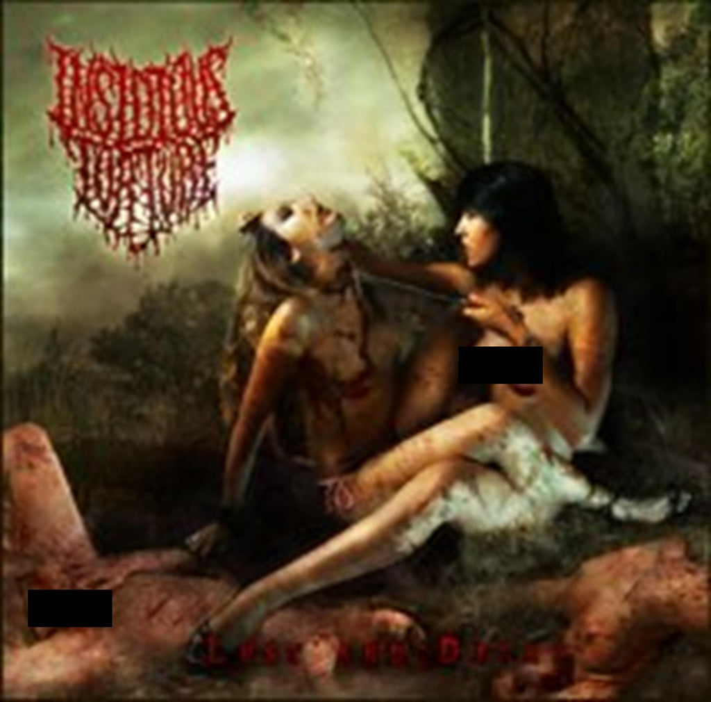 INSIDIOUS TORTURE- Lust And Decay MCD on Sevared Rec.