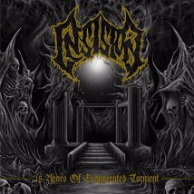 INSISION- 15 Years Of Exaggerated Torment DOUBLE CD