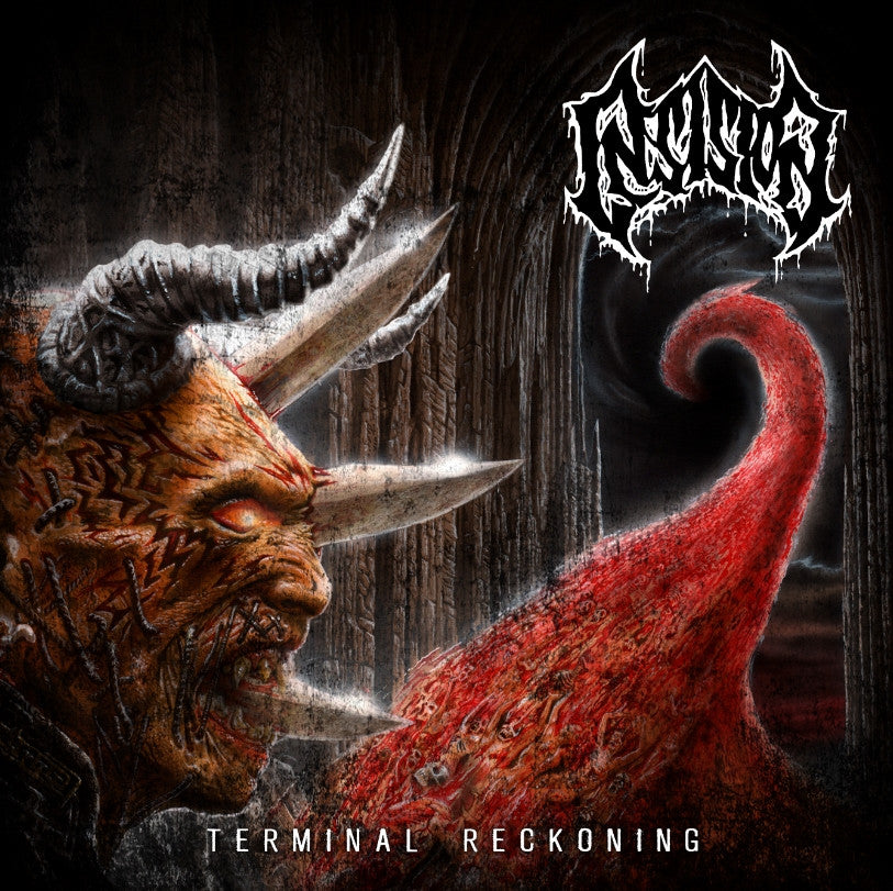 INSISION- Terminal Reckoning CD on Sevared Rec. OUT NOW!!!