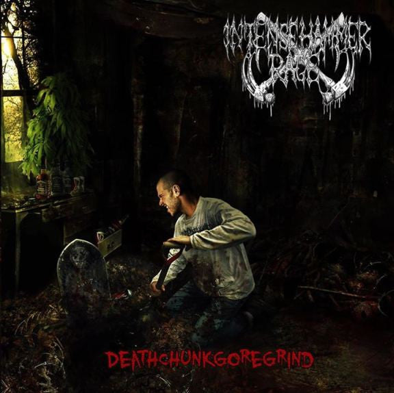 Intense Hammer Rage- Deathchunkgoregrind CD on Fresh Blood