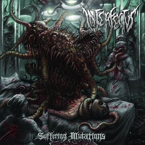 Interfectus- Suffering Mutations CD on P.E.R.