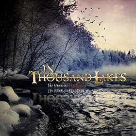 In Thousand Lakes- The Memories That Burn CD on P.E.R.