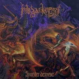 INTO DARKNESS- Sinister Demise DIGI-CD on Sevared Rec.