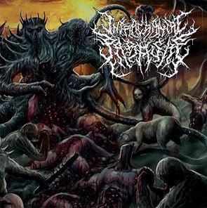 Intracranial Parasite- Deviations Period Of Inhumane CD on Deathfans Rec.