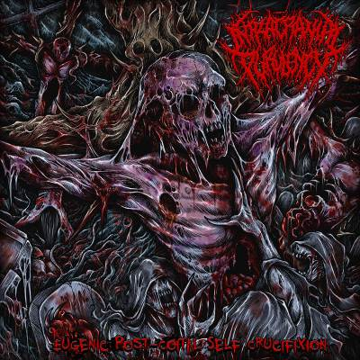 Intracranial Purulency- Eugenic Post Coital Self Crucifixion CD on Rotten Music