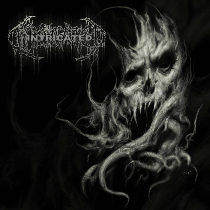 Intricated- From Extermination To Depravity CD on Brutal Mind
