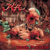 Jagal- Monster Of Insanity CD on No Label Rec.