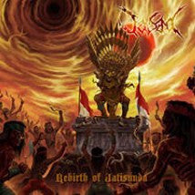 JASAD- Rebirth Of Jatisunda (INDO VERSION) CD on Extreme Souls P