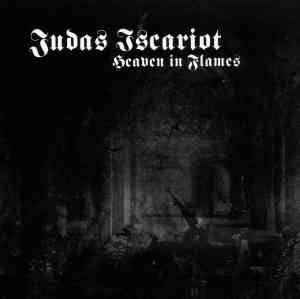 Judus Iscariot- Heaven In Flames CD on Red Stream Rec.