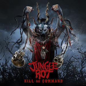 Jungle Rot- Kill On Command CD on Victory Records
