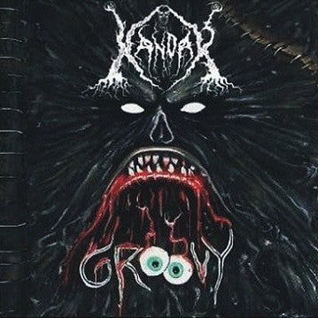 Kandar- Groovy CD on Bizarre Leprous Prod.