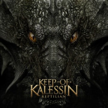 Keep Of Kalessin- Reptilian CD on Nuclear Blast