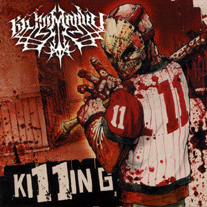 Killhumanity- Killing CD on Coyote Records