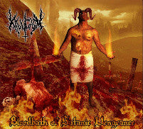 Killgasm- Bloodbath Of Satanic Vengeance CD