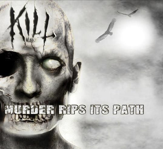 Kill- Murder Rips Its Path DIGI-CD on Hell Shop