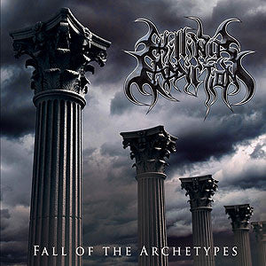 Killing Addiction- Fall Of The Archetypes CD on Xtreem Music