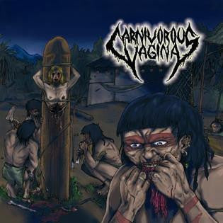 Carnivorous Vagina- Strage Cannibale CD on Redrum Rec.