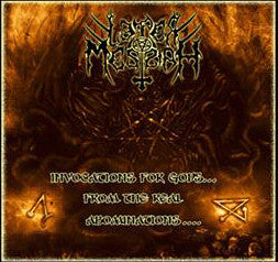Leper Messiah- Invocation For Gods.. CD on Ablaze Prod.