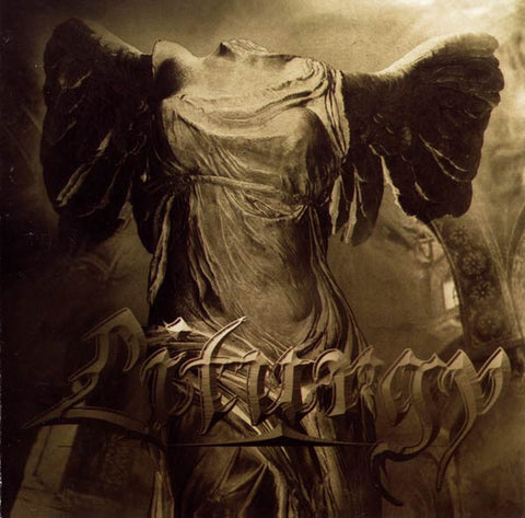 Liturgy- Dawn Of Ash CD on Unmatched Brutality Rec.